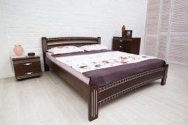 Кровать Милана Люкс с фрезеровкой - 200х200см