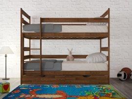 Двухъярусная кровать Ясна - 90x190 см