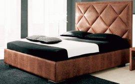 Двуспальная кровать  Вест 160x200см