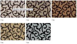 Флок на ткани Зита А ширина 140см