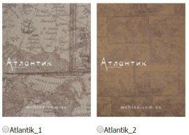 Кожзам Атлантик ширина 140см