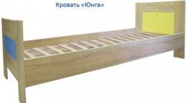 Односпальная кровать Юнга Мебель-сич