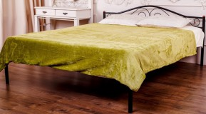 Односпальная кровать Элис Новуд 80*200см
