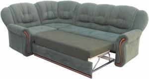 Угловой диван Бутон