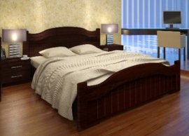 Односпальная кровать Доминика 90х200