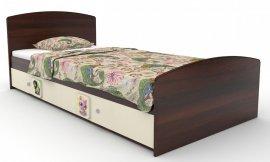 Односпальная кровать (с ящиком)  3 в 1