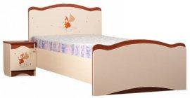Односпальная кровать  Феи в облаках