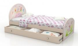 Кровать Веер