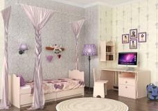 Кровать трансформер Kiddy 5в1