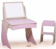 Парта Умница со стульчиком + мольберт