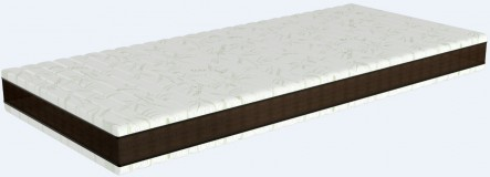 Двуспальный матрас 3D Neo Black - 180x200 см