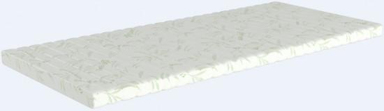 Топпер 3D White Kokos - 160x200 см