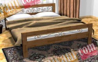 Кровать Гефест С2 - 190-200x160см (щит)