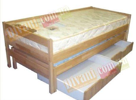 Кровать Компакт - 200x90см (щит)