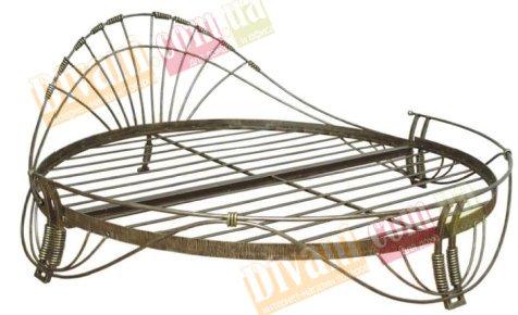 Кровать Афродита - размер Ø220см
