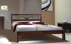 Двуспальная кровать Ретро ковка Элегант