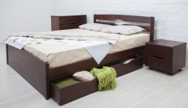 Двуспальная кровать Ликерия Люкс Мария - 180 см