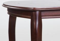 Стол обеденный Турин 1200 Палермо (тёмный орех)