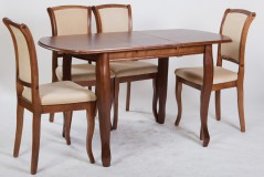 Стол обеденный Турин Палермо (орех)