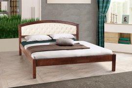 Полуторная кровать Джульетта (мягкое изголовье) Элегант - 140 см