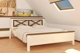 Двуспальная кровать Нормандия Уют 180х200 см