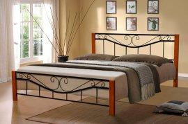 Односпальная кровать Миллениум Вуд Айрон 90х200 см.