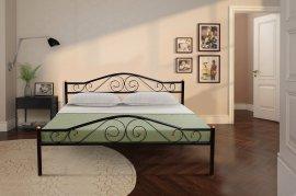 Односпальная кровать Респект Айрон 90х200 см
