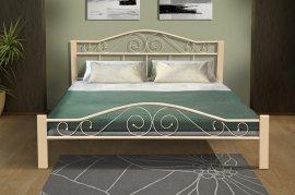 Односпальная кровать Респект Вуд Айрон 90х200 см