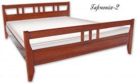 Двуспальная кровать Гармония-2 - 180x200см