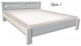 Двуспальная кровать Кредо-1 - 160x200см