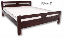 Двуспальная кровать Кредо-2 - 160x200см