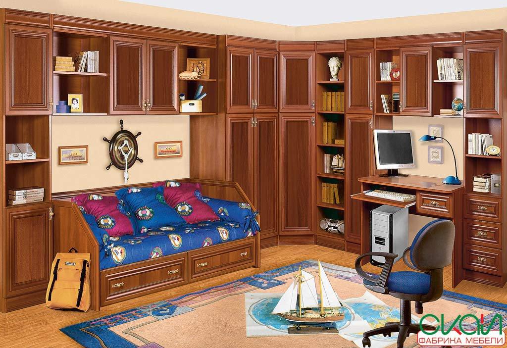 набор детской мебели домино детская мебель корпусная мебель
