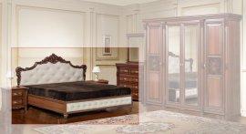 Двуспальная кровать спальня Аманда