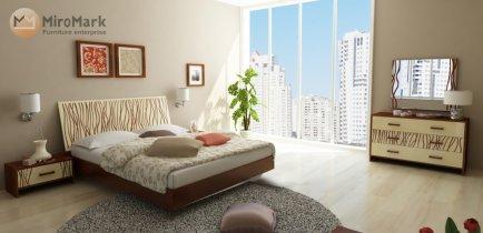 Кровать Терра 160х200 см