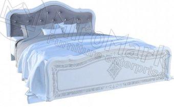 Двуспальная кровать Луиза 180х200см