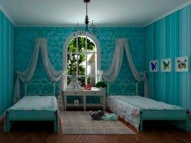 Односпальная кровать Каролина - 90х190-200 см