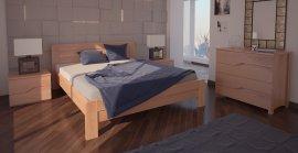 Двуспальная кровать Орландо - 180х190-200 см