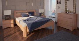 Двуспальная кровать Вена - 180х190-200 см