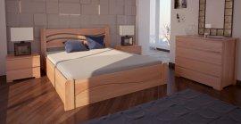 Двуспальная кровать Женева ПМ - 180х190-200 см