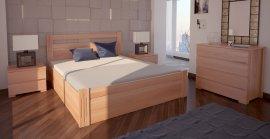 Двуспальная кровать Вена ПМ - 180х190-200 см