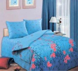 Полуторный комплект постельного белья Каприз