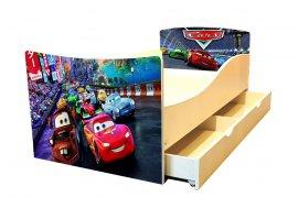 Детская кровать Киндер (Kinder) 70х140 см