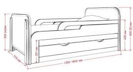 Нестандартный размер для кроватей