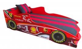 Детская кровать Формула-1 F1 — 80x170 см