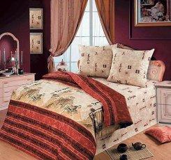 Двухспальный комплект постельного белья Тайшань
