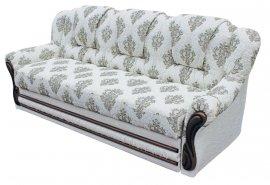 Кожаный диван Данко