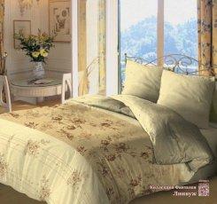 Семейный комплект постельного белья Линвуж