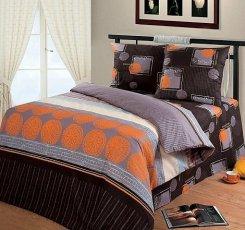 Двухспальный комплект постельного белья Мехико