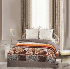 Двухспальный комплект постельного белья Танзания