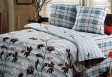 Двухспальный комплект постельного белья Амадей